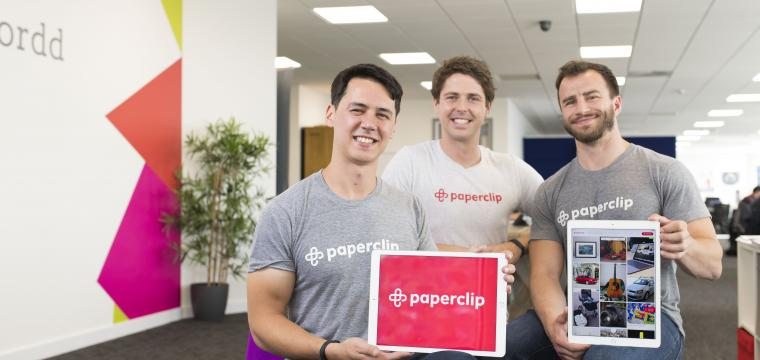 Paperclip team