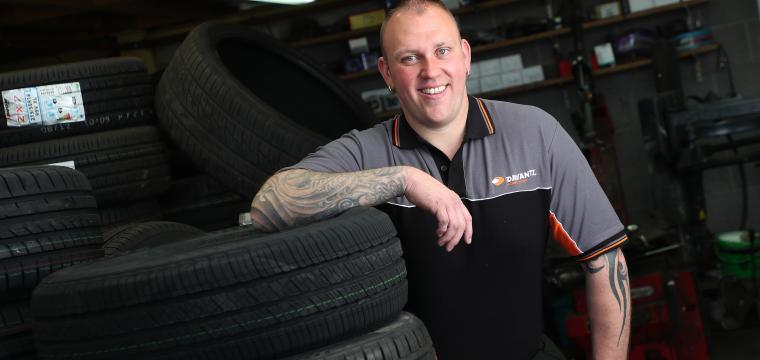 bangor tyre services