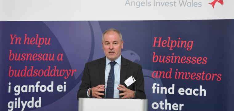 angels invest wales